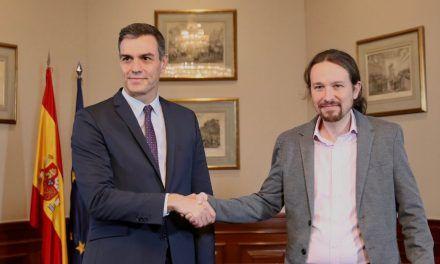 Las instrucciones de Pedro Sánchez al vicepresidente Iglesias: No te metas con los bancos, no visites a Junqueras