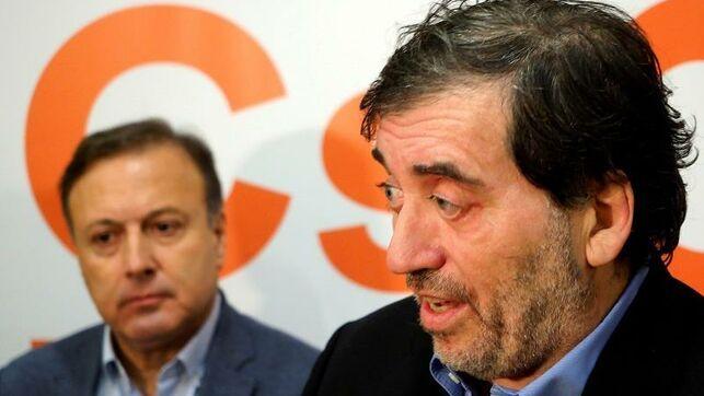 Cisma en Ciudadanos: la gestora destituye a los pocos críticos que quedaban e Igea y otros cargos responden con dimisiones
