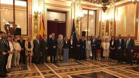 La Asamblea de Murcia intenta por tercera vez en el Congreso acabar con los aforados