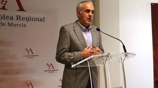 Alfonso Martínez: «Al Gobierno regional no le importa mentir a la ciudadanía cuando se trata de ocultar sus incapacidades para gobernar»