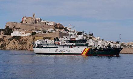 La Guardia Civil denuncia que la Generalitat pretende declarar aguas territoriales catalanas