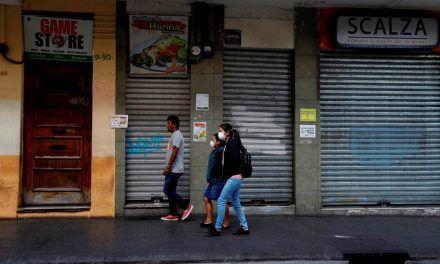 El parón económico y el confinamiento dejan 240.000 empresas al borde de la quiebra