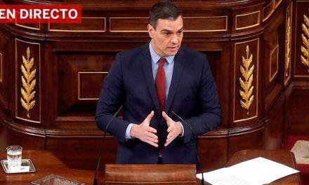 """El PP apoya la prórroga del estado de alarma, pero critica la """"improvisación"""" del Gobierno"""