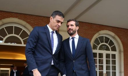 """""""España no puede contar con el PP"""". Sánchez aprovechará el fracaso de los Pactos de La Moncloa para descalificar a Casado"""