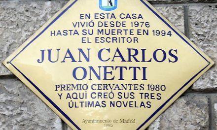 Juan Carlos Onetti, el confinamiento deseado