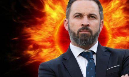 Abascal insiste en derrocar a Sánchez e instaurar un Gobierno de emergencia nacional