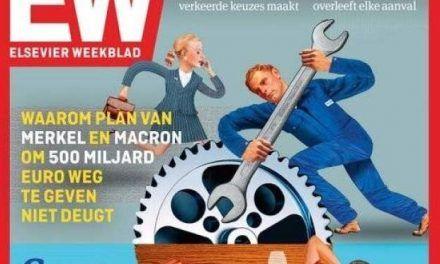 Una revista holandesa tilda de vagos al sur de Europa y la respuesta de Portugal es para enmarcar