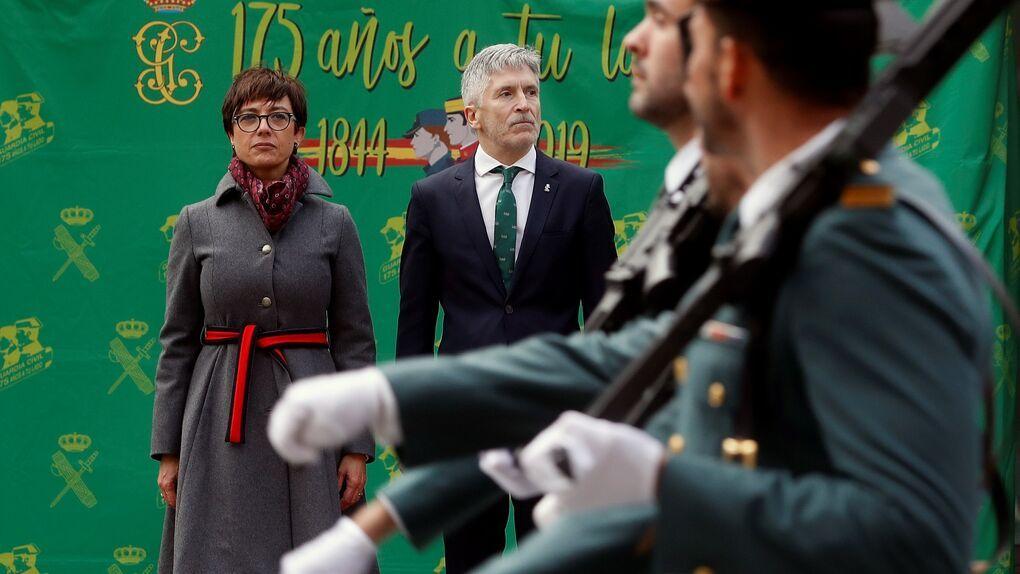 La cúpula de la Guardia Civil pide la dimisión de su directora: «Sufrimos una caza de brujas»