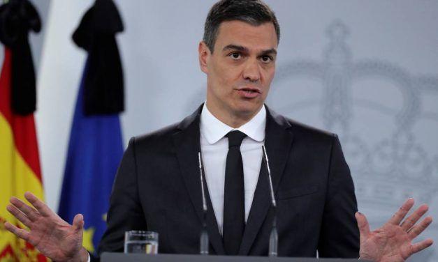 """Pedro Sánchez: """"El Gobierno está más fuerte, lo han querido derrocar y han fracasado"""""""