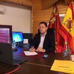 El alcalde de Mazarrón reprocha al consejero de Salud su falta de prudencia
