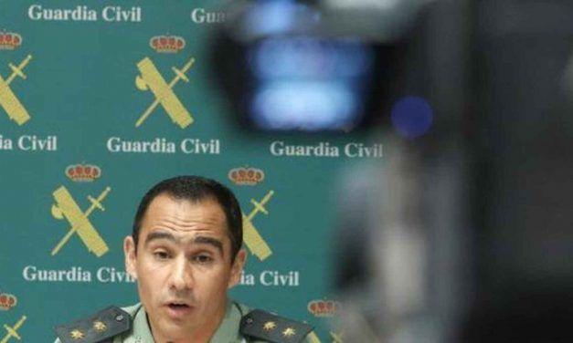 Almansa, el guardia civil que destapó Lezo, los ERE y Púnica, nuevo jefe de la Comandancia de Algeciras