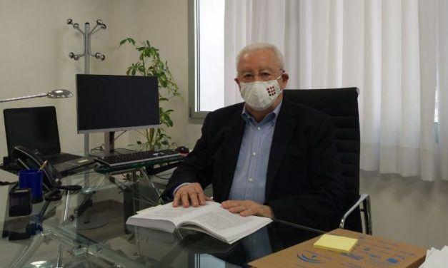 Despedida de D. José Molina Presidente del CTRM