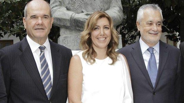 La juez pide actas de Consejos de Gobierno de Chaves, Griñán y Díaz por las ayudas millonarias a Isofotón