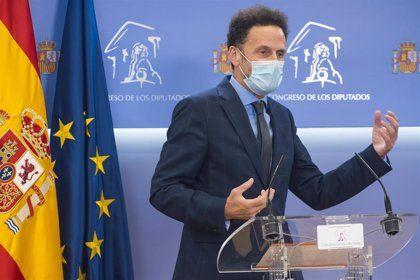 Ciudadanos ve «intolerable» la reforma del CGPJ que plantean PSOE y Podemos y apuesta por recurrirla al TC