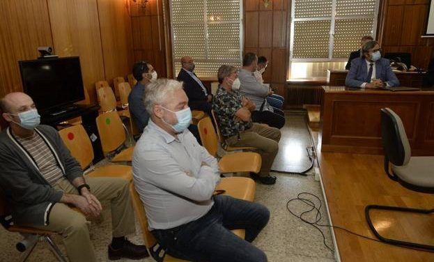 Suspendido el macro juicio por prevaricación de Mazarrón por covid de una letrada