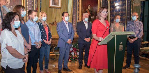 """""""CIUDADANOS APREMIA A LA COALICIÓN DE GOBIERNO EN MAZARRÓN"""""""