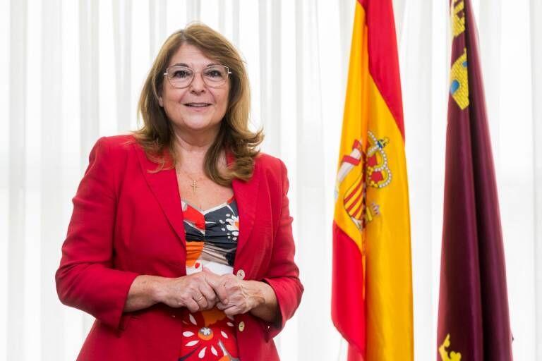 Mábel Campuzano: «Implantaré el 'pin parental' porque lo quiere el 80% de los padres murcianos»