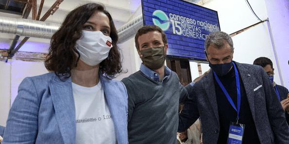 Los argumentarios internos del PP piden acusar al PSOE de embarrar la campaña por denunciar las trampas de Toni Cantó