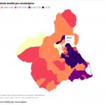 Por qué Abarán supera a Molina de Segura como el municipio con mayor renta bruta media de la Región de Murcia