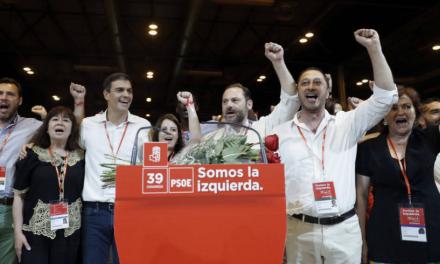 Pedro Sánchez empieza a cagarla