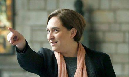 Ada Colau culpa a la Generalitat de la falta de bolardos en La Rambla