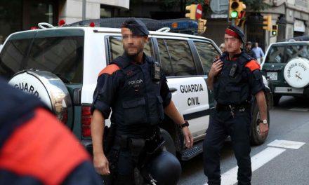 Interior comunica que envía refuerzos policiales a Catalunya y el Govern lo ve injustificado