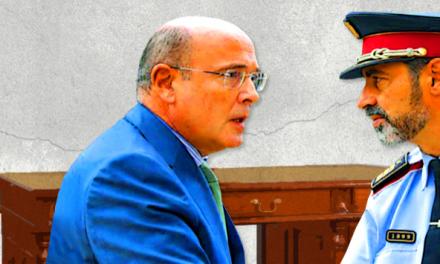 Lo que le dijo la juez a Trapero: «Vuélvase al trabajo y cumpla las órdenes»