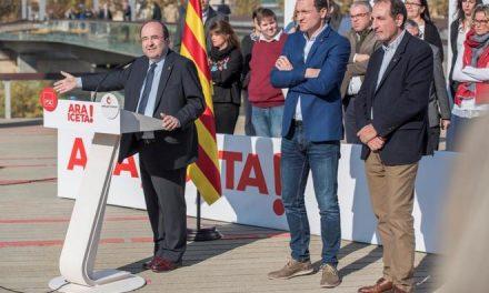 PSOE y PSC creen que Iceta podría ser 'president' aun siendo tercero