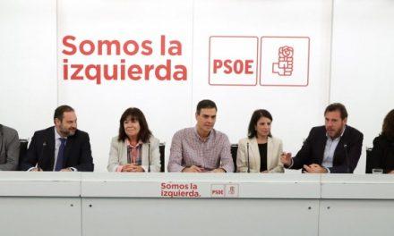 Sánchez decide guardar silencio sobre los encarcelamientos del Govern