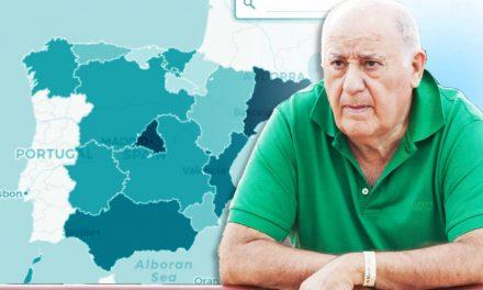 Así se ha repartido la donación millonaria de Amancio Ortega para combatir el cáncer