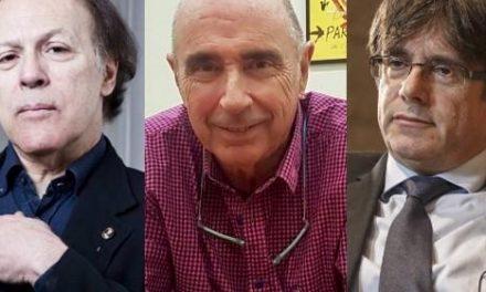 Apasionado alegato de Javier Marías en defensa de la UE y contra el «comisario político» Lluis Llach y el prófugo Puigdemont
