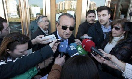 Costa declara la guerra al PP de Camps: denuncia a Fabra y Castedo ante el juez de Gürtel por pagar 178.000 euros en B
