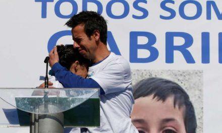 Miserables ataques al padre de Gabriel por ser de Podemos