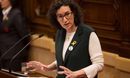 Marta Rovira: «Puigdemont nos dijo que habría despliegue del Ejército en Cataluña»
