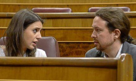 Pablo Iglesias e Irene Montero seguirán al frente de Podemos tras la consulta a las bases
