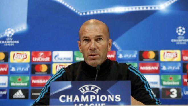 Zidane: «Nadie puede decir que tiene más hambre que nosotros»