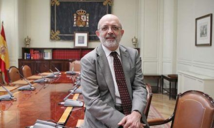 El magistrado Félix Azón será el director general de la Guardia Civil