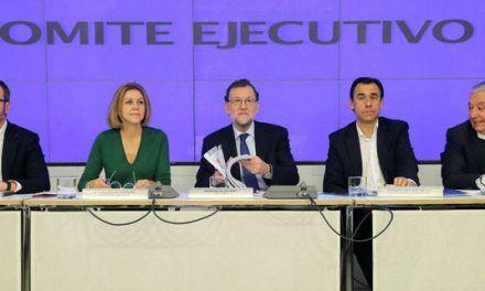 Temor en el PP a que la sucesión de Rajoy derive en una «guerra de guerrillas»