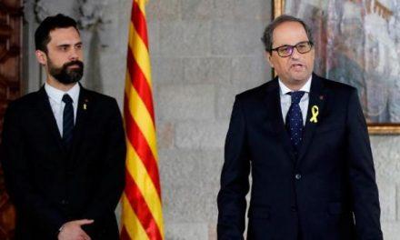 """Roger Torrent alerta de las consecuencias de la """"pugna interna"""" del independentismo"""