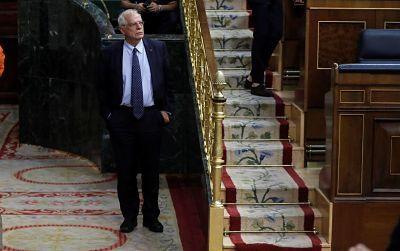 Borrell intensifica la campaña contra el relato secesionista