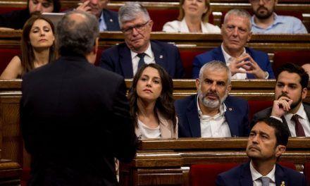 La CUP arrastra a JpC, ERC y el Parlament a desobedecer al Constitucional