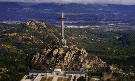 Los defensores de Franco llenarán de velas el Valle de los Caídos en protesta por su exhumación