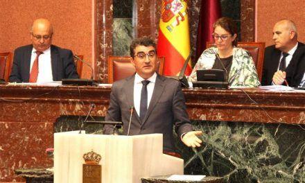 Ciudadanos invita al Ejecutivo regional a mejorar el cumplimiento de su Plan de Gobierno Abierto apoyando su propuesta de Ley de Gobierno Abierto y Lucha Contra la Corrupción