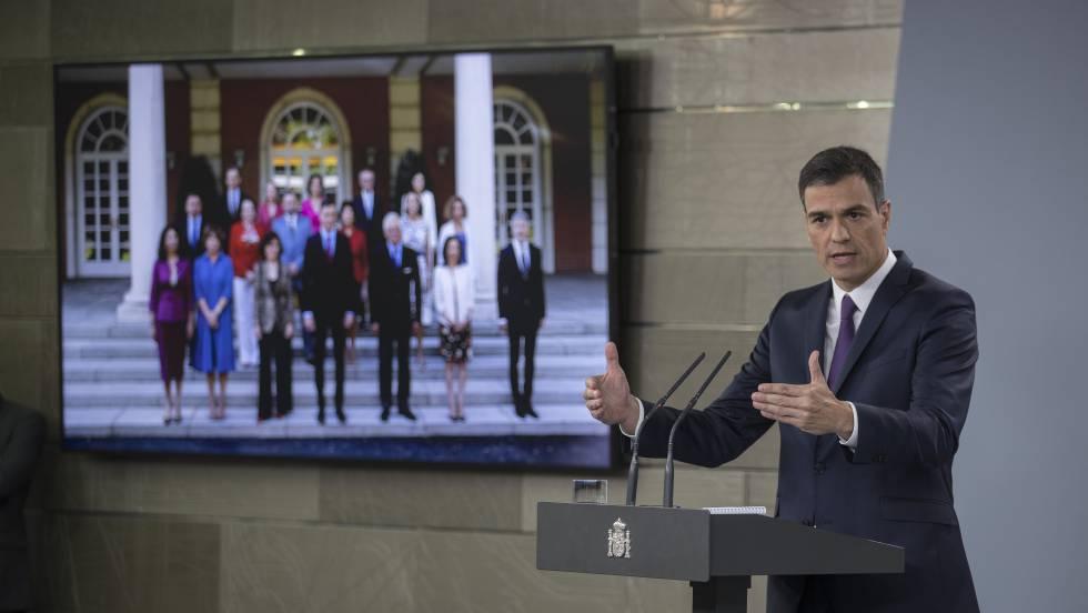 """Sánchez asegura que no abrirá """"ni una vía judicial más"""" con Cataluña"""