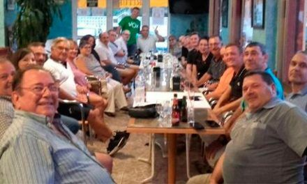Encuentro de VOX con afiliados y simpatizantes de Mazarrón