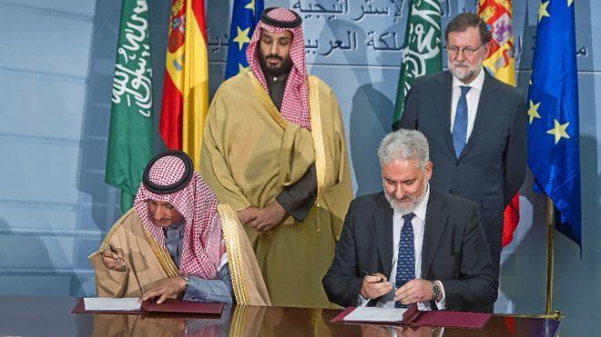 Arabia Saudí amenaza el megacontrato de Navantia