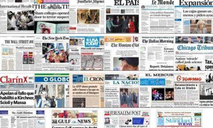 ¿Por qué la prensa mundial protege al Papa Francisco?