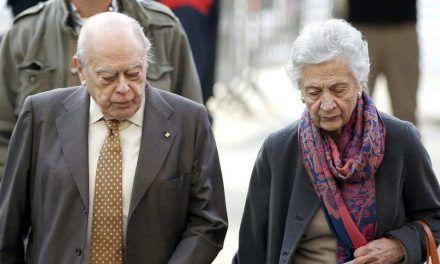 La fiscal pide que Hacienda multe a la mujer de Jordi Pujol Soley por ocultar 2,4 millones