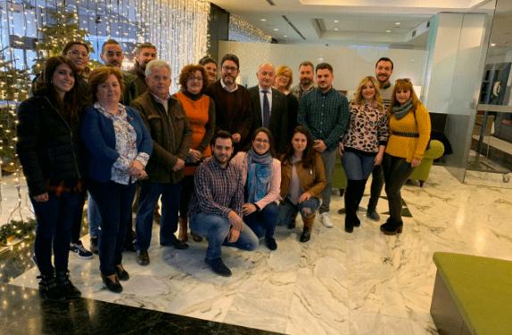"""Ciudadanos Lorca destaca su labor de oposición """"firme, valiente y al tiempo propositiva"""" realizada este año"""