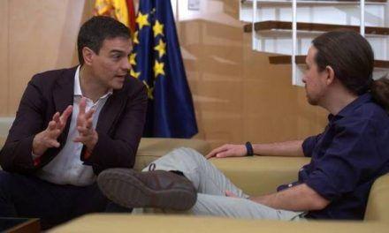 Ónega pone colorados a Sánchez e Iglesias y desmonta su hipocresía con Vox